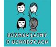 Logo Rozmawiajmy o uchodźcach