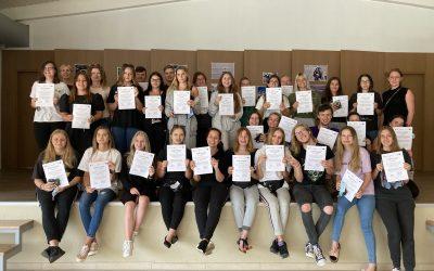 Praktyki zawodowe w Grecji uczniów ZSRCKU w Czernichowie