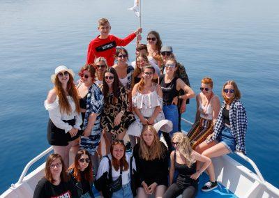 Wycieczka uczniów do Grecji